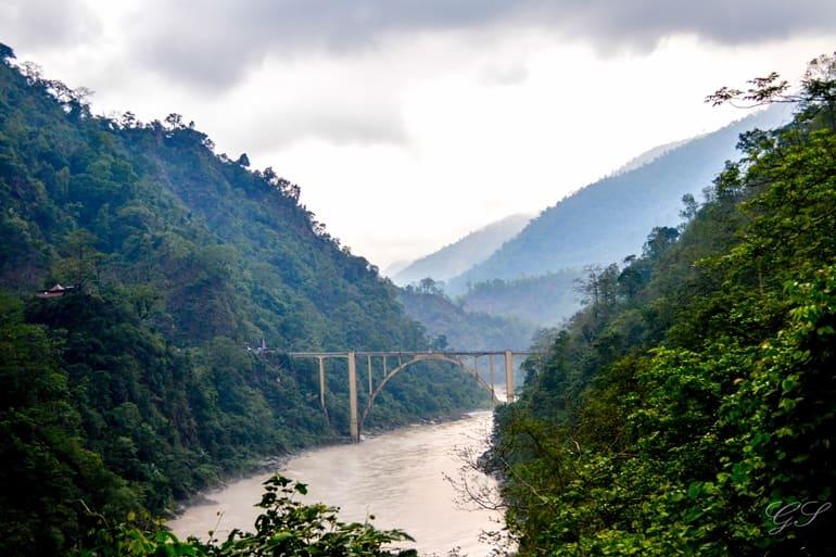Siliguri Ke Pramukh Paryatan Sthal Mahananda Weir Wildlife Sanctuary In Hindi
