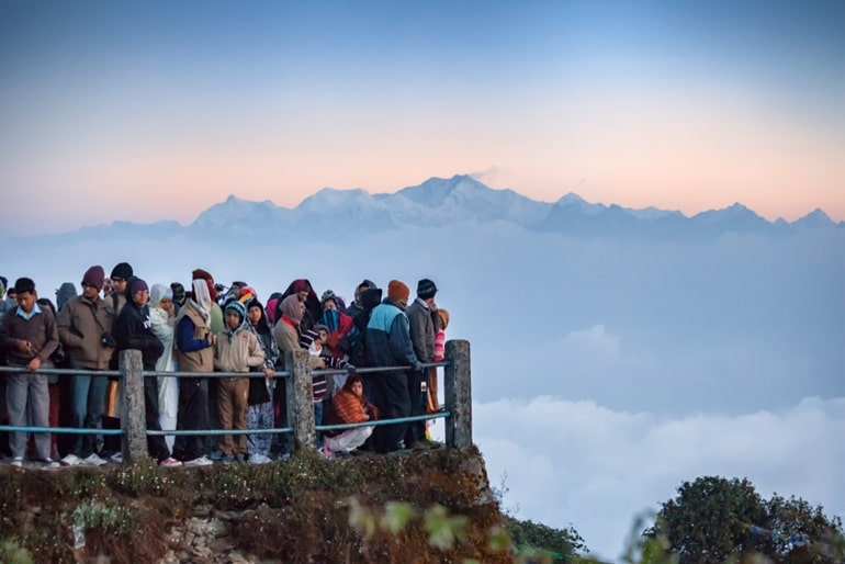 Tiger Hill Darjeeling Entry Fees In Hindi