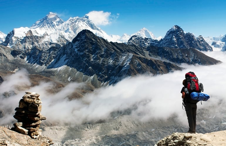 दुनिया की 10 सबसे ऊँची चोटियां - 10 Highest Peaks in world In Hindi