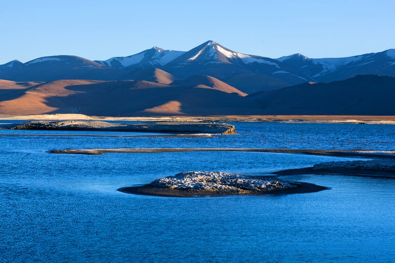 त्सो मोरीरी झील के यात्रा की पूरी जानकारी - Tso Moriri lake in Hindi