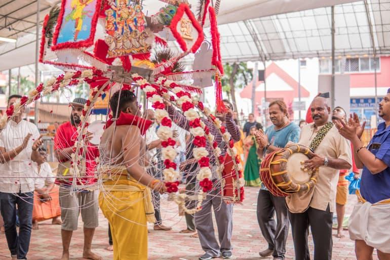जुलाई के महीने में मनाये जाने वाले भारत के प्रमुख त्यौहार - Major festivals of India celebrated in the month of July