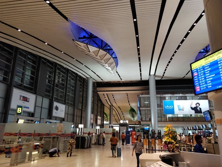 राजीव गांधी अंतर्राष्ट्रीय हवाई अड्डा हैदाराबाद