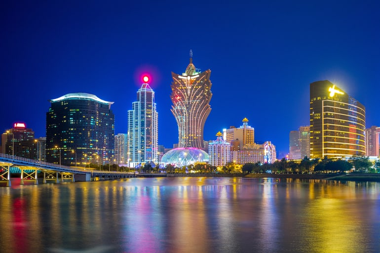 मकाऊ – Macau in Hindi