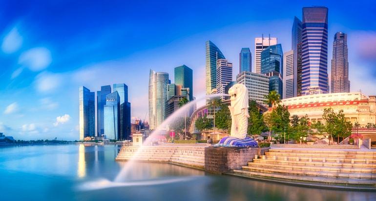 सिंगापुर - Singapore in Hindi