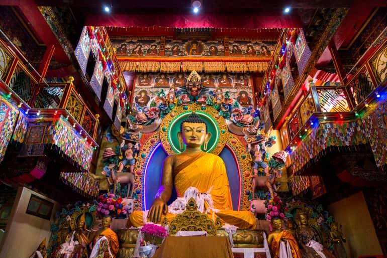 भारत के प्रसिद्ध बौद्ध मठ – Famous Buddhist monasteries of India in Hindi