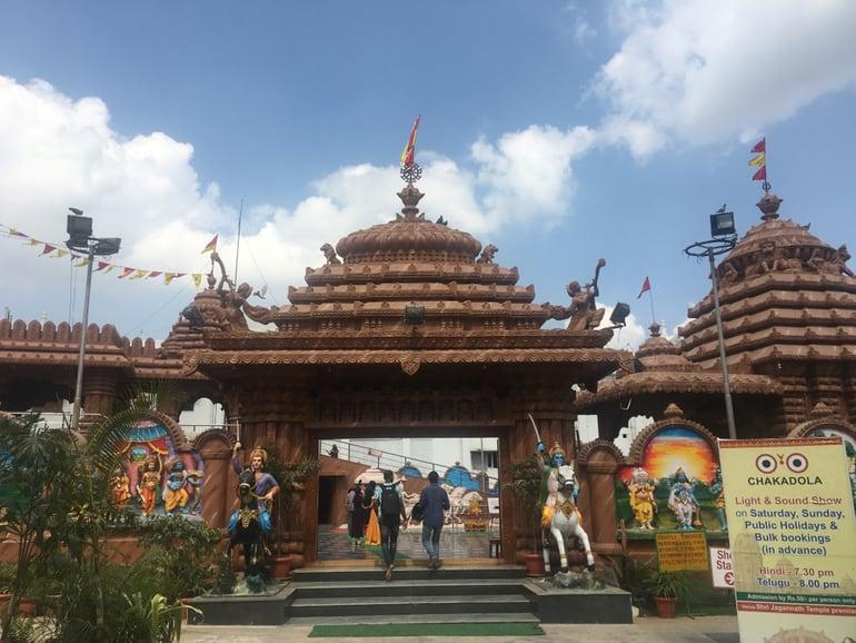 तेलंगाना के प्रसिद्ध मंदिर - Famous Temples of Telangana in Hindi