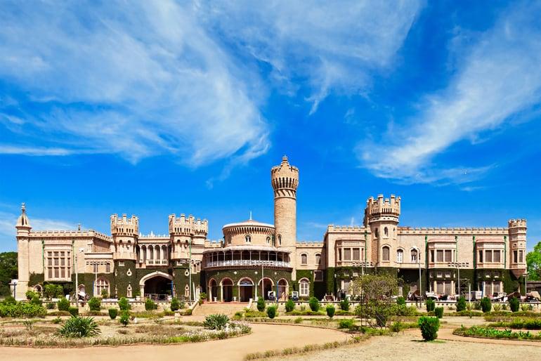 बैंगलोर पैलेस - Bangalore Palace In Hindi
