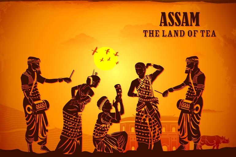 असम राज्य की पूरी जानकारी – Full information About Assam in Hindi